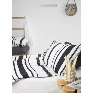 купить Постельное белье Irya - Fern Серый фото