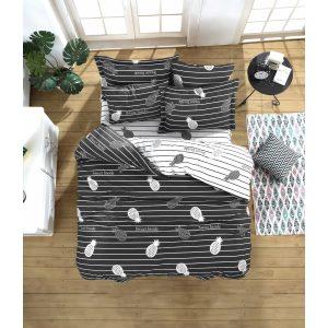 купить Постельное белье Lotus Home Perfect Ranforce - Inside Серый фото