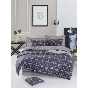 купить Постельное белье Lotus Home Perfect Ranforce - Livo Серый фото