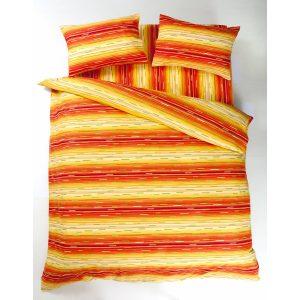 купить Постельное белье Lotus Ranforce - Metropolis Оранжевый фото