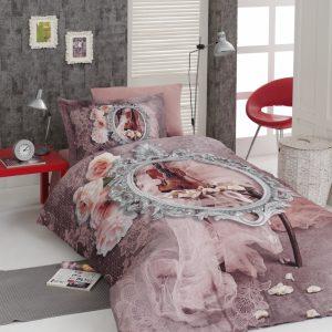 купить Постельное белье FIRST CHOICE VIOLIN Розовый фото