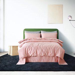 купить Постельное белье Bella Villa Сатин De Luxe T-0004 Розовый фото