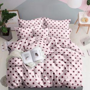 купить Постельное белье Bella Villa микросатин SP7 Розовый фото