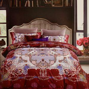купить Постельное белье гобелен 146294 Красный фото