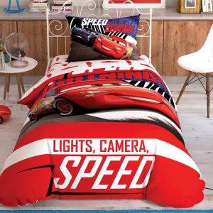купить Детское постельное белье TAC Cars Spectator Красный фото