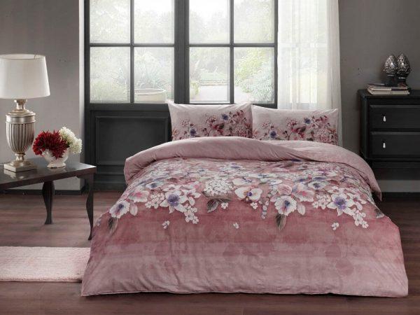 купить Постельное белье TAC Liza Pink Розовый фото