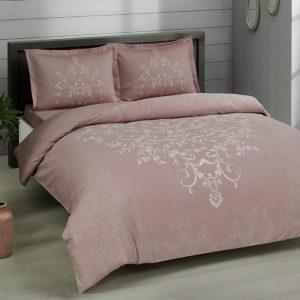 купить Постельное белье TAC Anissa Pink Розовый фото