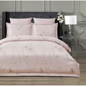 купить Постельное белье Arya Royalty Vibha Розовый фото