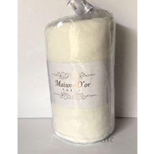 купить Простынь на резинке с наволочками mahra krem Кремовый фото
