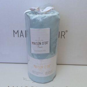 купить Простынь на резинке с наволочками Maison Dor BLUE Голубой фото