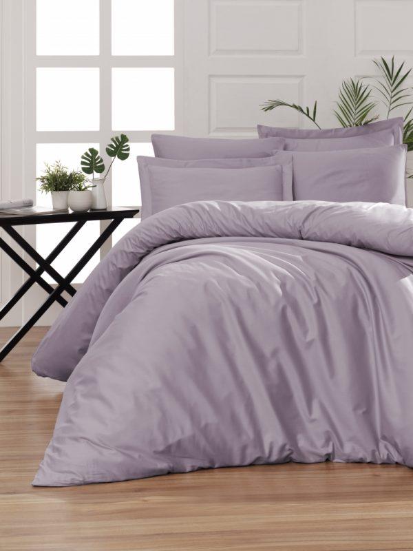 купить Постельное белье First Choice сатин люкс snazzy lavender Лиловый фото