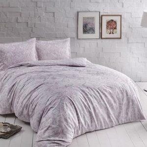 купить Постельное белье TAC Castillo Lilac Лиловый фото