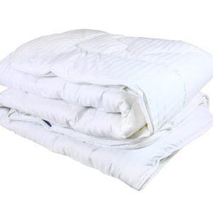 купить Одеяло Royal Stripe Sateen Белый фото