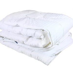 купить Детское одеяло Royal Stripe Sateen Baby Белый фото