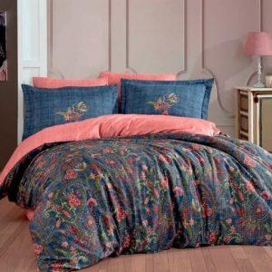 купить Постельное белье Hobby Home Exclusive Sateen ESTELA Синий фото