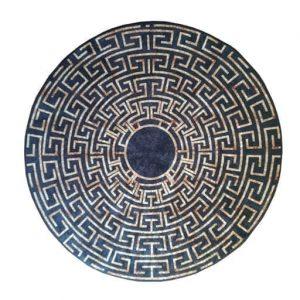 купить Коврик для кухни NORMA 115*115 NR08 Серый фото