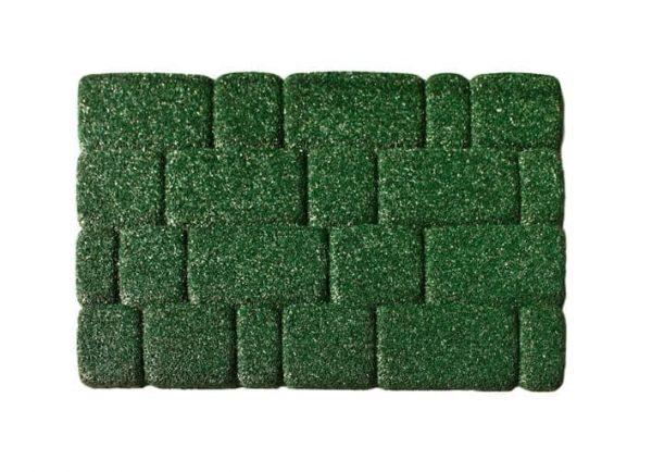 купить Коврик придверный Old Сity Grass Green Зеленый фото