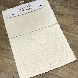 купить Набор ковриков Zugo Home Osmanli Fidisi Кремовый фото