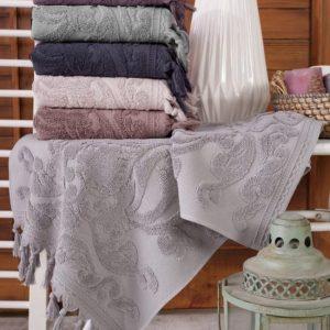 купить Набор махровых полотенец Sikel жаккард Vase 6 шт  фото