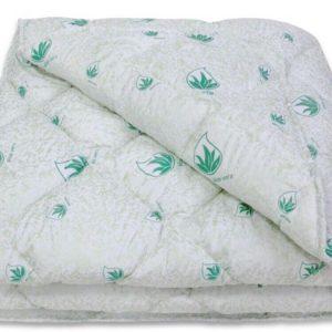купить Одеяло антиаллергенное Vende Алое Вера Light Серый фото