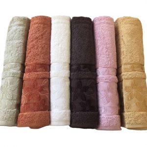 купить Набор махровых полотенец Sikel Cotton Mimoza 6 шт  фото