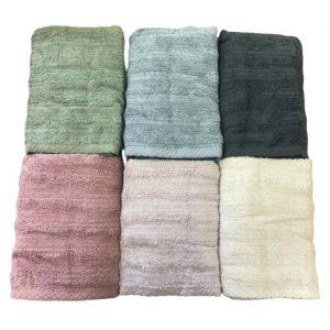 купить Набор махровых полотенец Sikel жаккард Bohem 6 шт  фото