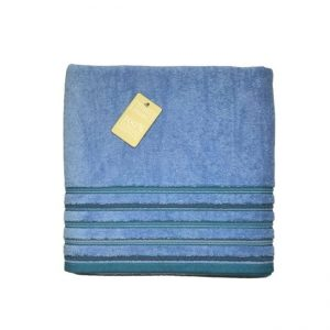 купить Махровое полотенце Zugo Home Long Twist Erkek blue Голубой фото