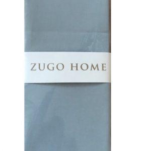 купить Набор наволочек Zugo Home ранфорс Basic серый Серый фото