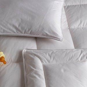 купить Детское одеяло микрогелевое TAC Microgel Белый фото