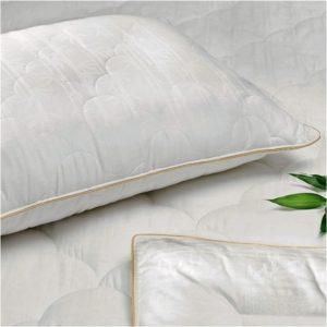 купить Подушка микрогелевая с бамбуком TAC Bamboo Белый фото