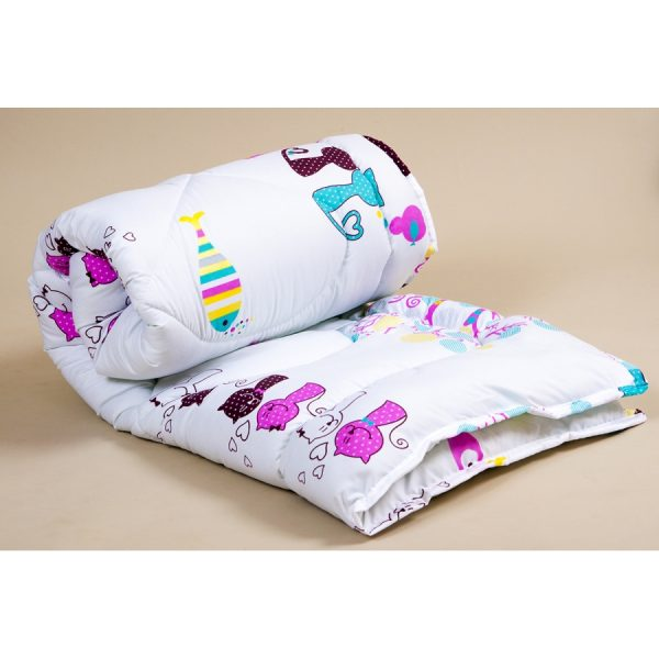 купить Детское одеяло Lotus Kitty Белый фото
