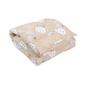 купить Детское одеяло Lotus ZuZu Бежевый фото