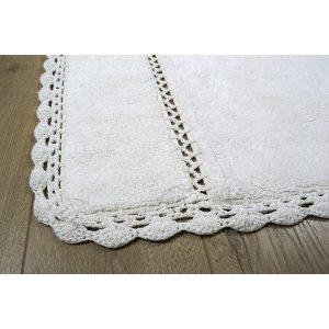 купить Набор ковриков Irya Lorinda ekru Кремовый|Белый фото