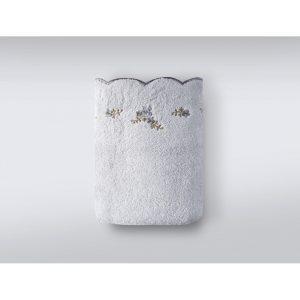 купить Набор полотенец Irya Clarina a.gri светло-серый 3 шт Серый фото