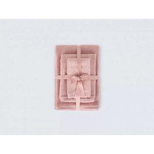 купить Набор полотенец Irya Owen pembe Розовый фото