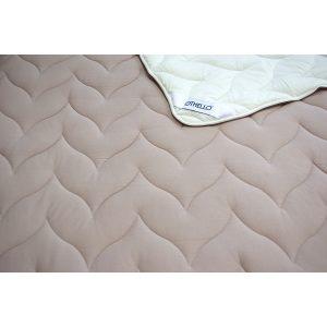 купить Одеяло Othello Colora антиаллергенное King size Бежевый фото