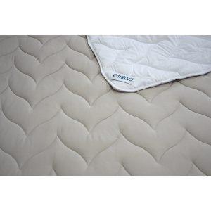 купить Одеяло Othello Colora антиаллергенное grey King size Серый фото