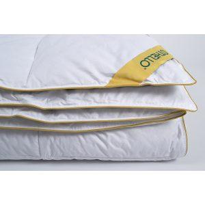 купить Одеяло Othello Piuma 70 Light пуховое king size Белый фото