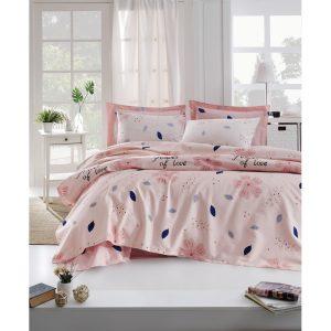 купить Покрывало пике Lotus Home Perfect Flowers Розовый фото