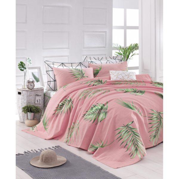 купить Покрывало пике Lotus Home Perfect Vitta Розовый фото