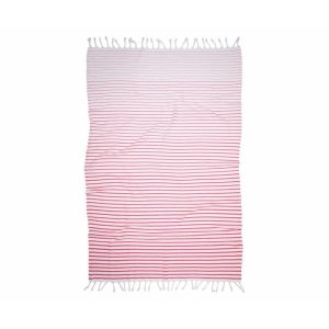купить Пляжное полотенце Barine Pestemal Reef Raspberry Красный фото