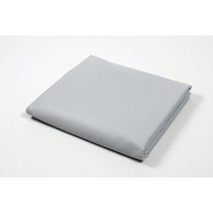 купить Простынь на резинке Lotus Отель Сатин Классик серый Серый фото