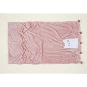 купить Детский плед Irya-Kitty pembe Розовый фото
