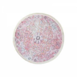 купить Ковер Irya-Berry круглый 150x150 Розовый фото