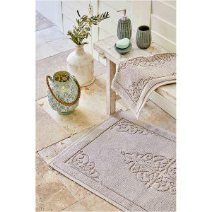 купить Набор ковриков Karaca Home-Milly bej Бежевый фото