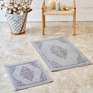 купить Набор ковриков Karaca Home-Milly gri Серый фото
