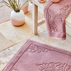 купить Набор ковриков Karaca Home-Milly murdum Лиловый фото