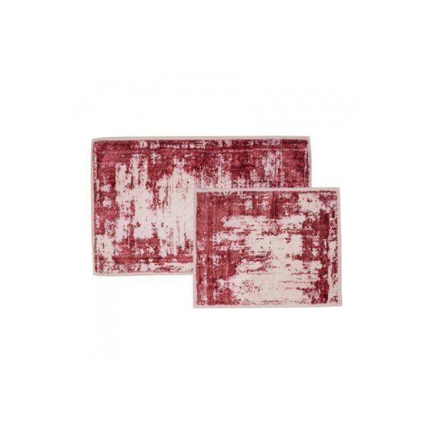 купить Набор ковриков Sarah Anderson-Lery kirmizi Красный фото