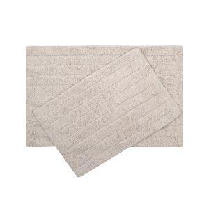 купить Набор ковриков Shalla-Dax lila Лиловый Бежевый фото