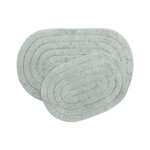 купить Набор ковриков Shalla-Edna gri Серый фото